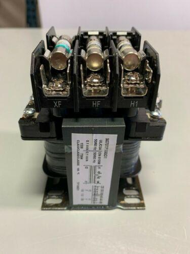 NEW Square D 9070TF100D1 Control Power Transformer CPT 9070-TF100D1 0.1 KVA