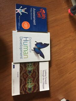Nursing textbooks in good condition