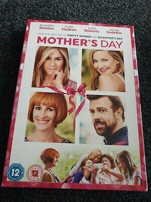 MOTHER'S DAY DVD / JULIA ROBERTS / JENNIFER ANISTON  / KATE HUDSON / (cert 12)