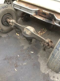 Ford 9 inch diff from f100