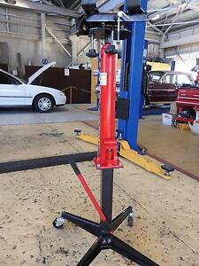 Full Height Transmission Jack / Lifter 500kg - Used Twice South Geelong Geelong City Preview
