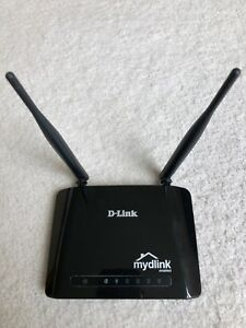 D-Link DIR-605L - Home Router for Wireless Connection