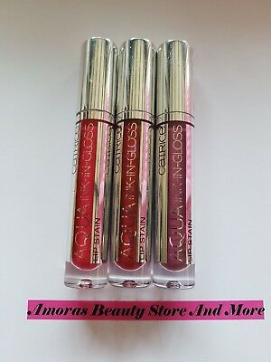 Lip Stain Gloss (Catrice  AQUA INK-IN-GLOSS  Lip Stain  Lip Gloss  Farbwahl)