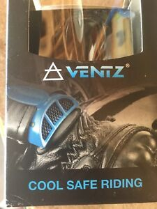 Ventz rider cooling system