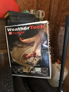 Weather tech mats for Dodge Ram 2010 crew cab