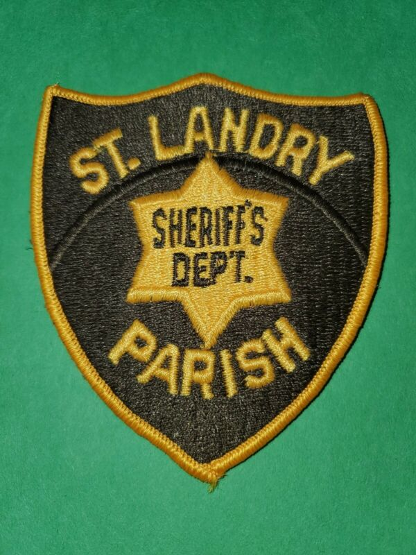 St. Landry Parish LA Sheriff