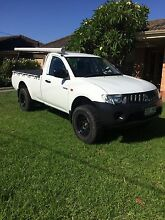 2007 Mitsubishi triton ML Adelaide CBD Adelaide City Preview