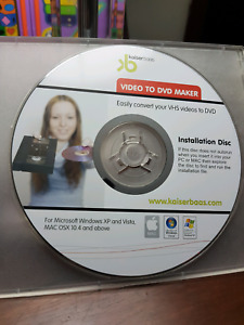 KAISER BAAS DVD MAKER DRIVER PC