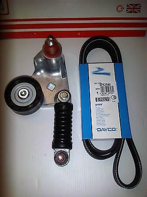 FORD MONDEO MK3 2.0 & 2.2 TDCi TDDi DIESEL 2000-06 DRIVE /FAN BELT & TENSIONER