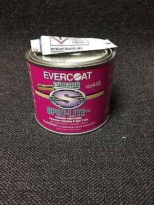 Evercoat 445 Spot-Life Polyester Finishing & Spot Putty Glaze Body Filler(20 oz)