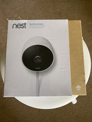 Nest NC2100ES Outdoor Security Camera