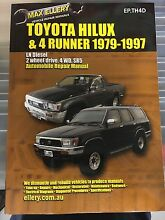 Toyota Hilux Ln Max Ellery Workshop Manual******1997 Clyde Casey Area Preview