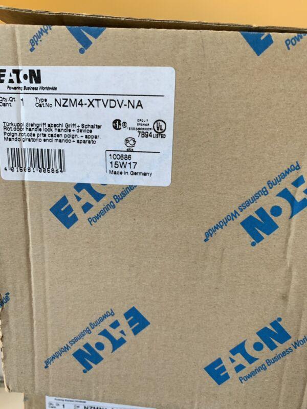 NZM4-XTVDV-NA   Eaton  MOELLER  SERIES  HANDLE  USA   STOCK  FOR NZM4