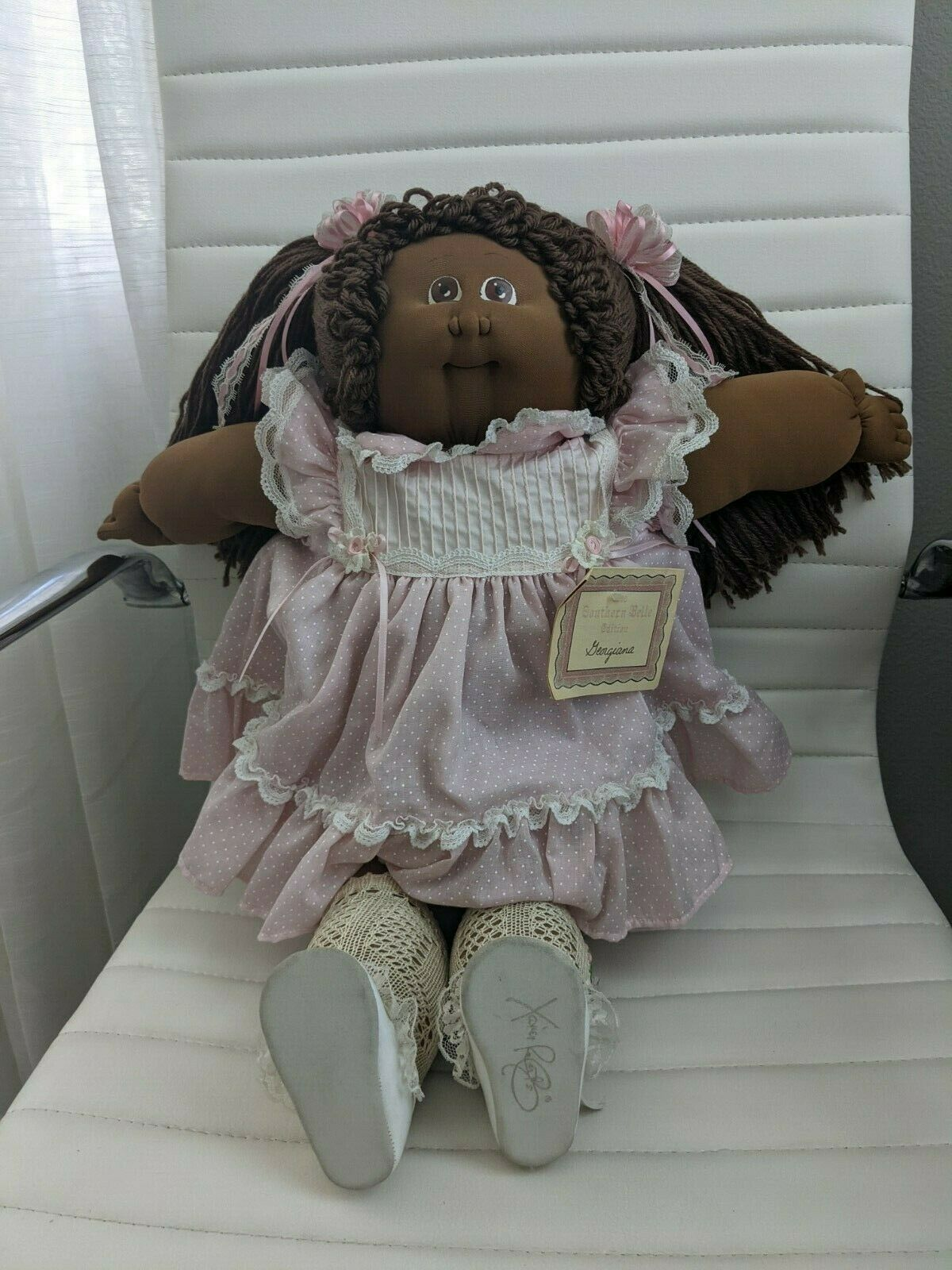 1985 Xavier Roberts/ Cabbage Patch Kids Soft Statue Southern Belle - Georgiana - $200.00