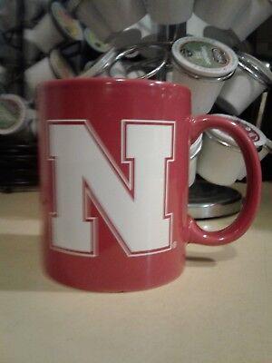 - University of Nebraska 8 oz Coffee Mug Cornhuskers Huskers