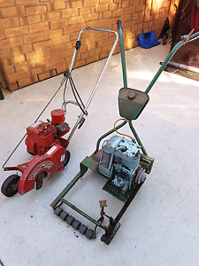 Old Edger and Lawn Mower Paralowie Salisbury Area Preview