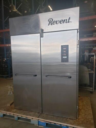 REVENT P7122 PROR 2 DOUBLE RACK ELECTRIC PROOFER RETARDER BAKERY GROCERY