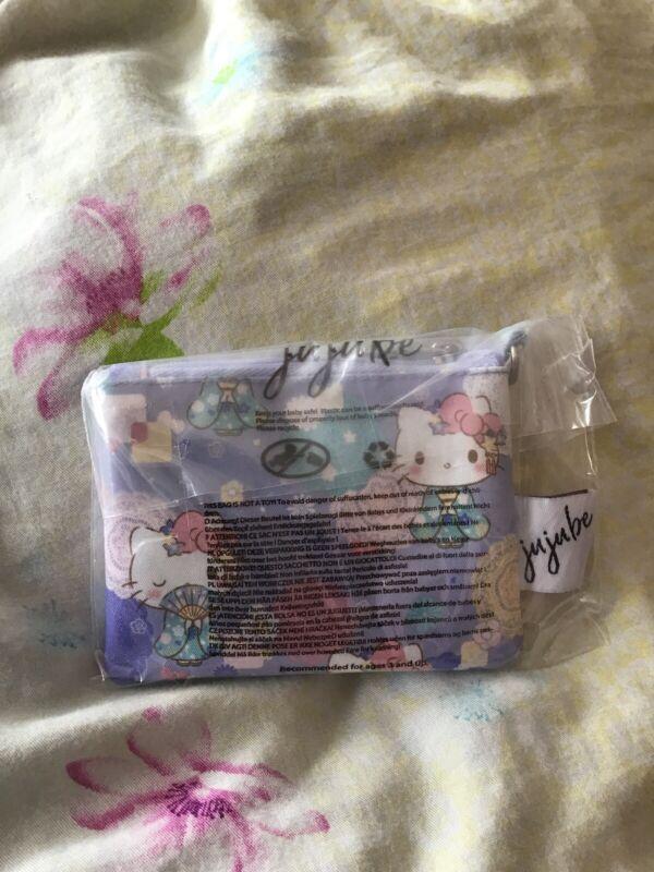 Jujube Hello Kitty Kmono Sanrio Coin Zip Purse