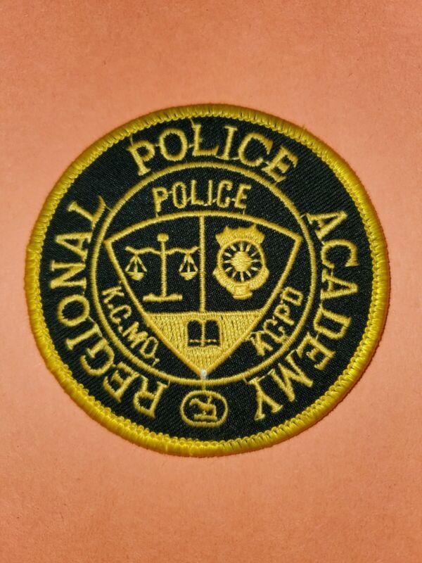 KCMO Regional Police Academy shoulder Patch OBSOLETE