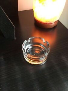 Brand New Mini Glass Ash Tray