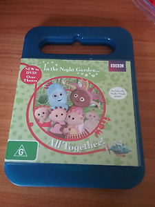 In the night garden ...All together Dvd Lara Outer Geelong Preview