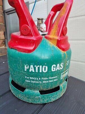 Calor Patio Gas Bottle 5kg - Patio BBQ Gas, Empty