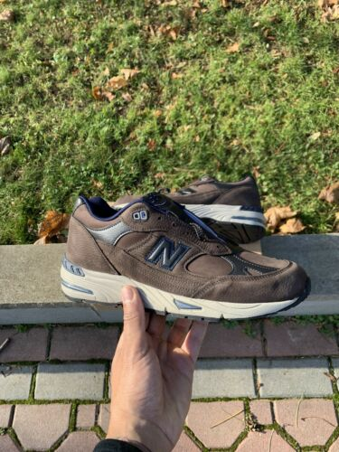 New Balance 991 M991NBB Sz 10 Made In England 2012 Release 992 998 997 990