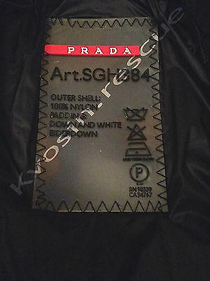 fake prada clothing label