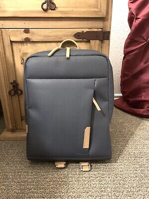 Samsonite Business Leather Backpack