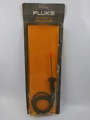 Vintage Fluke 80pk-5a Piercing Probe Type-k Thermocouple