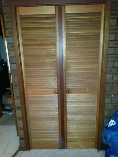 Louvre doors for wardrobe or pantry Carlisle Victoria Park Area Preview