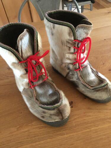 Norwegian Fimbul EU43 Fur boots from Norway  Outstanding in quality & comfort