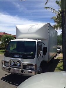 2004  Isuzu NPR 400 long Burleigh Waters Gold Coast South Preview