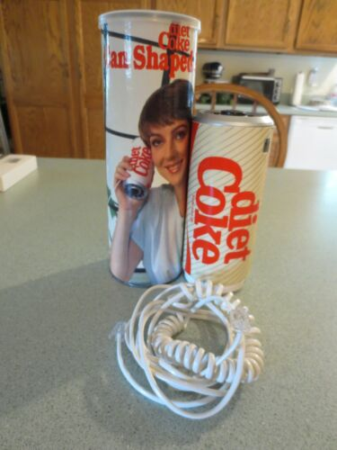 1985 Diet Coca Cola Can Shaped Electronic Telephone Model 5020