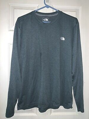 The North Face - Men's Long Sleeve Shirt/Top - Size L/G