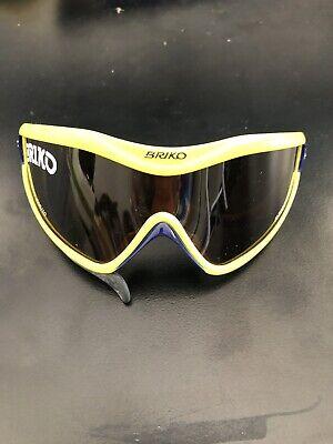 Briko Sports Glasses Bike Goggles /'Glasses Jumper/' Glossy Black th.hc.ac.4000 ce//0 NEW
