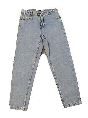 Zara Classic Mom Fit Jeans UK Size 10