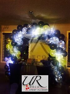 Balloons decorations for any party