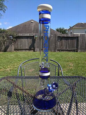 Glass Beaker Water Pipe Bong - 18