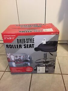 Motorcycle Work Chair