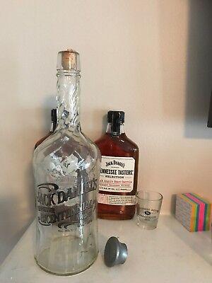 Jack Daniels Bicentennial Bottle Broken Cork for sale  Shipping to Canada