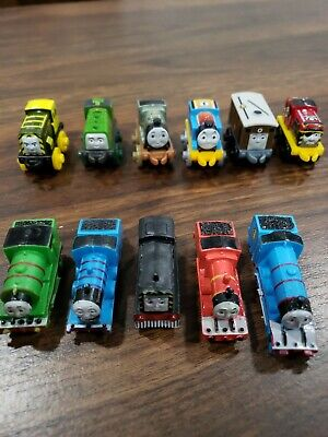 Thomas The Train Minis 2014 And 5 My Busy Book Replacement Figures Toy Kids