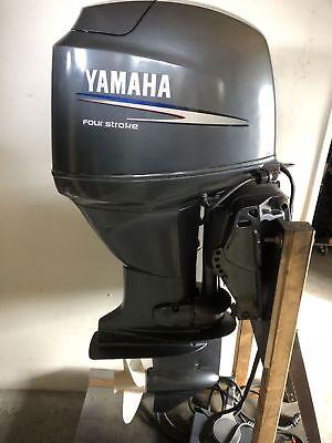 Gebraucht, Aussenborder Selva/Yamaha 60 PS  4  Stroke  Langschaft E-Start Trimm 2005 gebraucht kaufen  Burgwedel