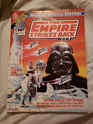 Marvel Special Edition The Empire Strikes Back  #2 (1980) Star Wars