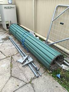 Roller Door and Rails - Good Condition Launceston Launceston Area Preview