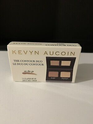 Kevyn Aucoin The Contour Palette Duo. Sculpt And Highlight.RRP£20!!!