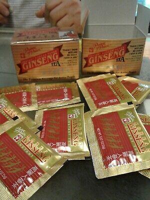 Prince of Peace Instant Korean Panax Ginseng Tea - 20 Tea Bags
