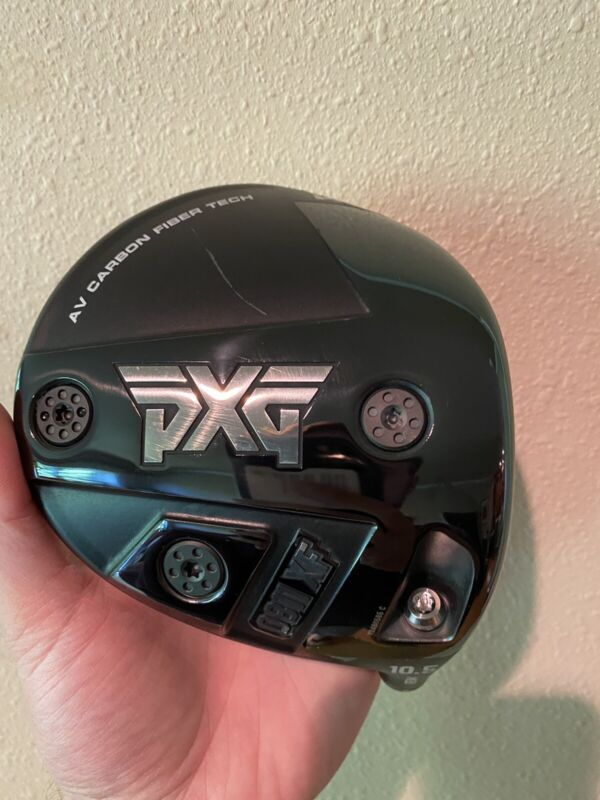 Pxg gen 4 driver head only 0811xf 10.5