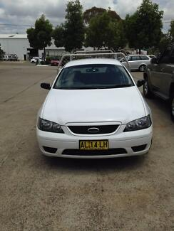 2006 Ford Falcon UTE Gwandalan Wyong Area Preview