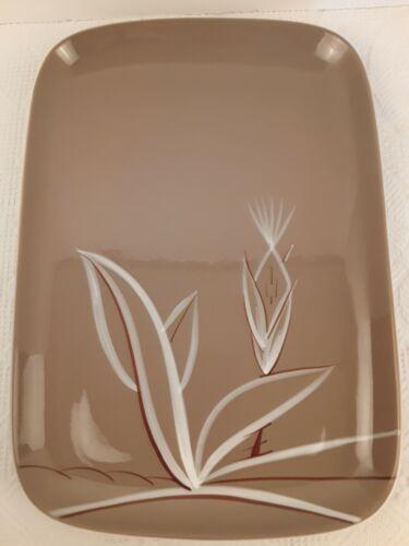 Winfield PLATTER Desert Dawn Mid Century Hand Crafted True Porcelain Large EUC